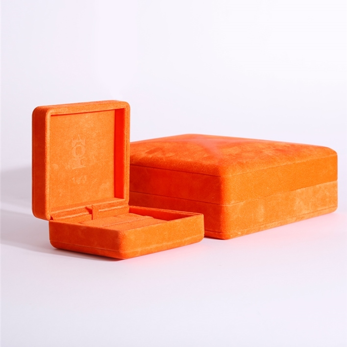 Estuches para joyeria - 50 arancione