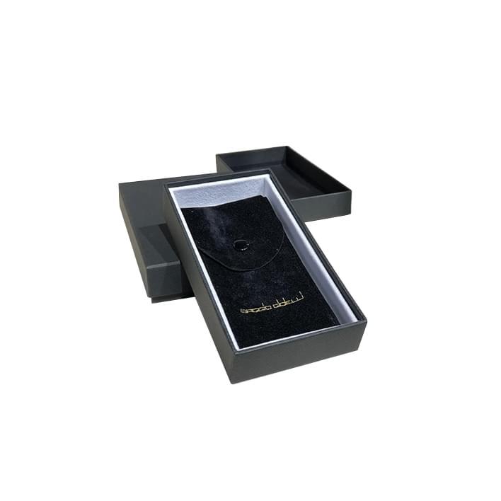 Estuches para joyeria - Box Porta Orologi aperto
