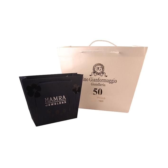Bolsas de papel de lujo - Capri