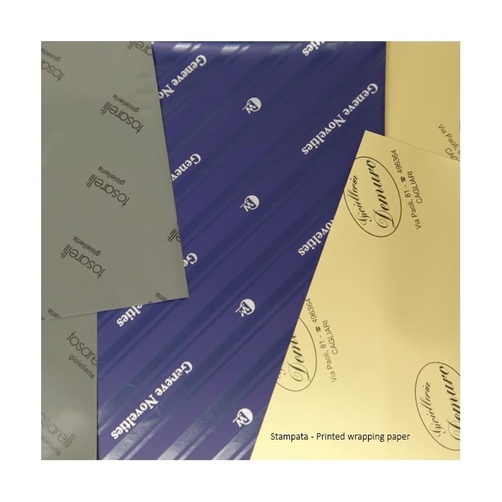 Papeles personalizados - carta stampata