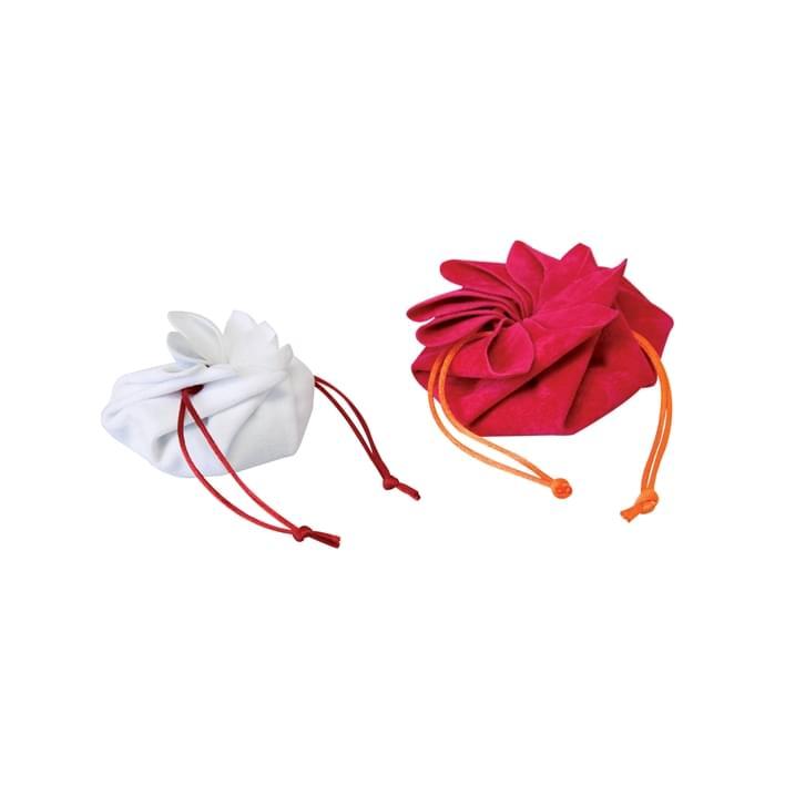 Bolsitas para joyeria - flower pochette