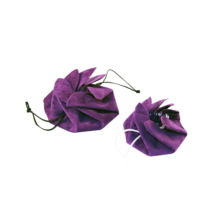 Bolsitas para joyeria - Flower