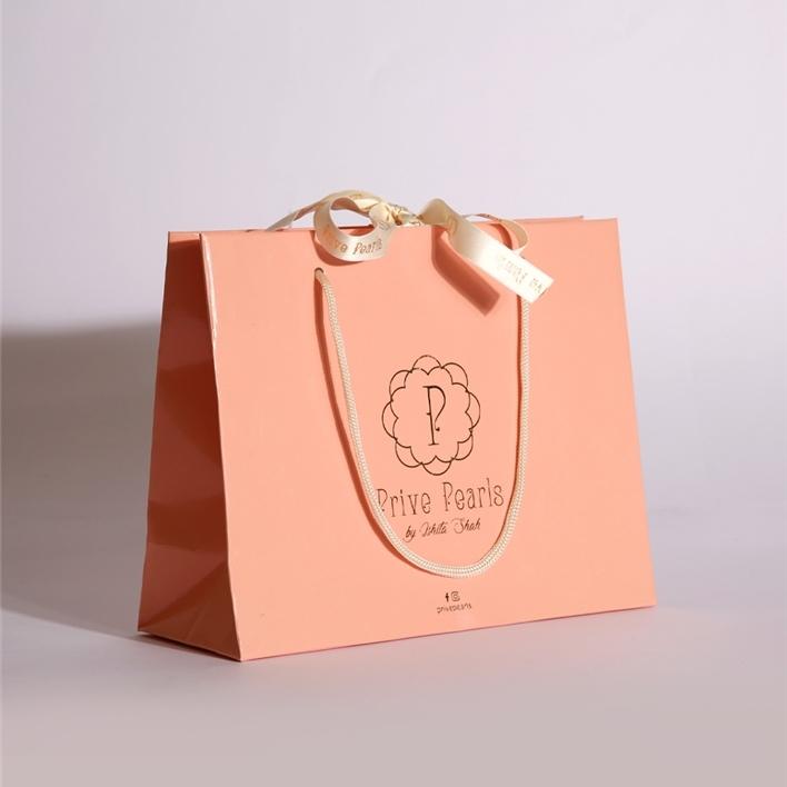 Bolsas de papel de lujo -  MGS0055