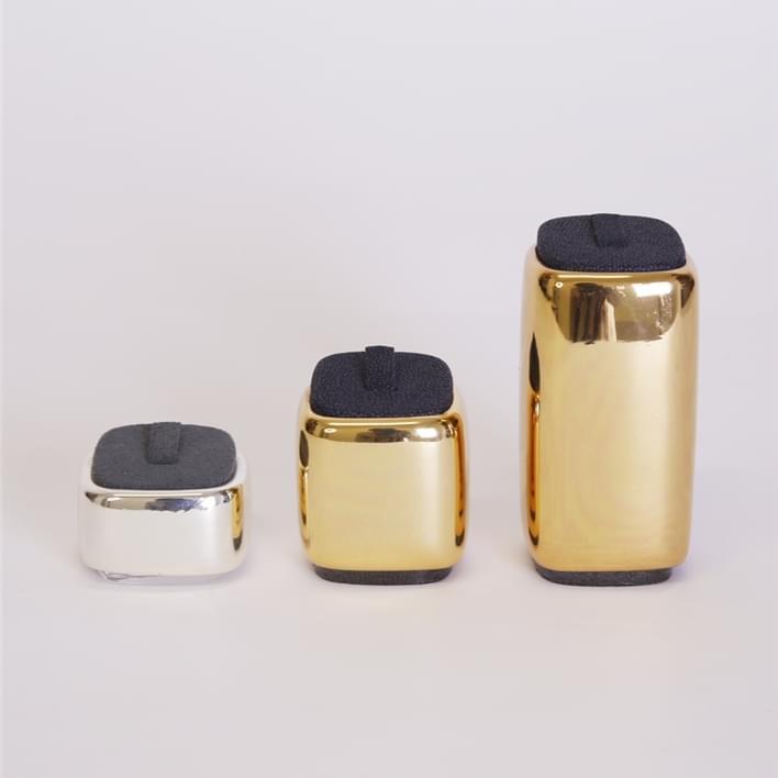 Expositores para joyería  - MOnaco cromati anello