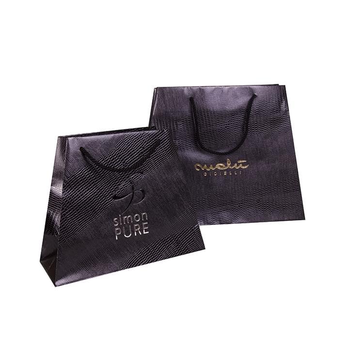 Bolsas de papel de lujo - Pellaq