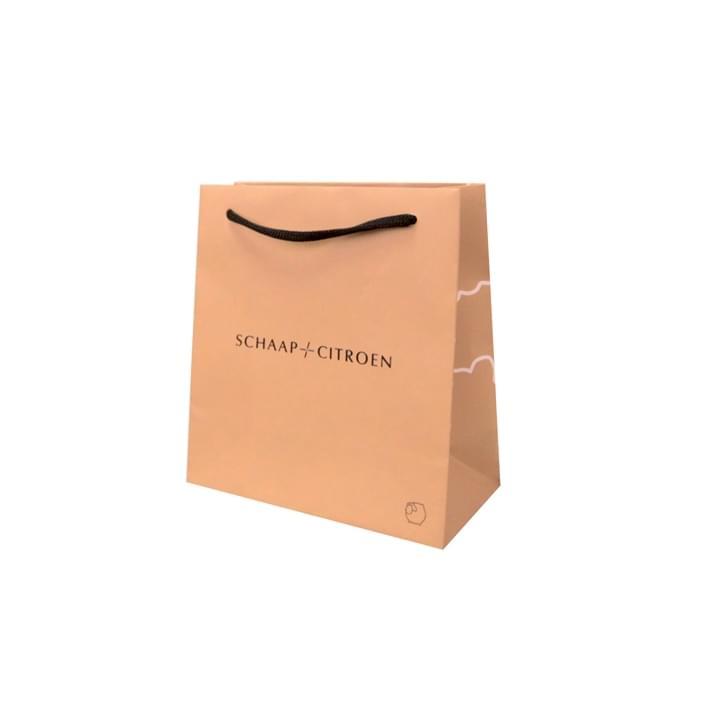 Bolsas de papel de lujo - schaap citroen litografia