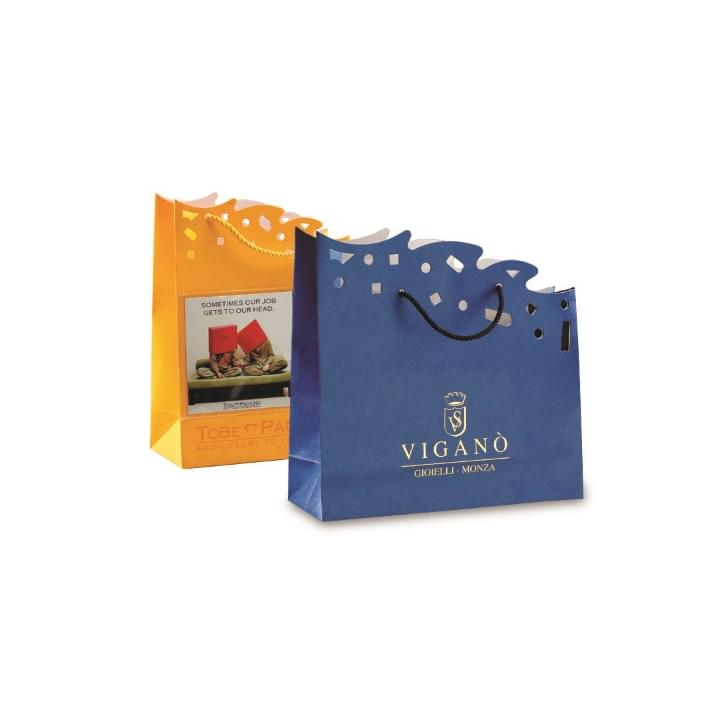 Bolsas de papel de lujo - SHOPPING ONDA