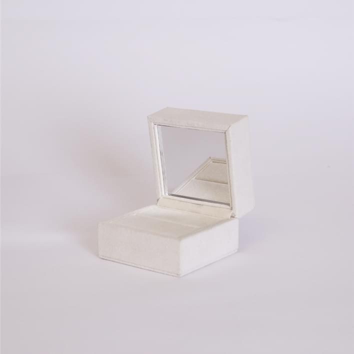 Expositores para joyería  - specchio anello side