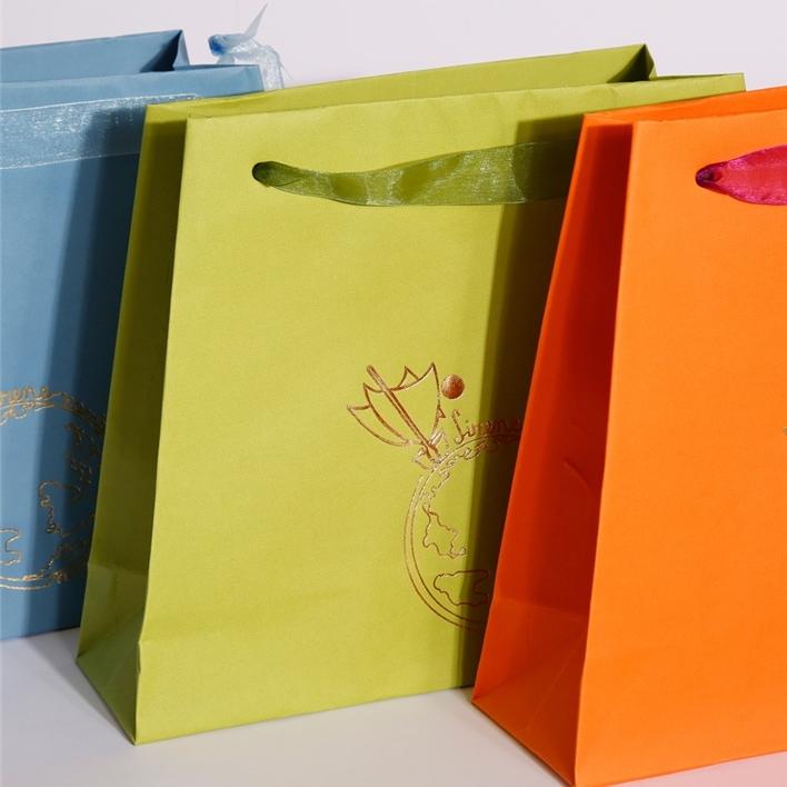 Bolsas de papel de lujo - trapezio2