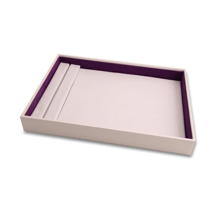 Bandejas joyeria - vassoio semplice prodotto